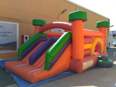 Alquiler de castillo hinchable Inflatable Depot