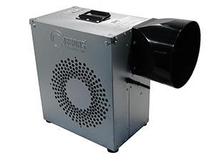 Turbina de inflado Gibbons para castillos hinchables
