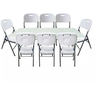New tables and chairs available for rent